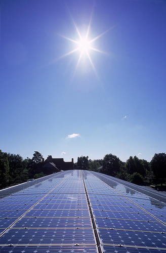 Solar energy remaking the American energy industry