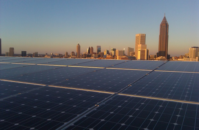 Georgia turning its tide toward renewable energy
